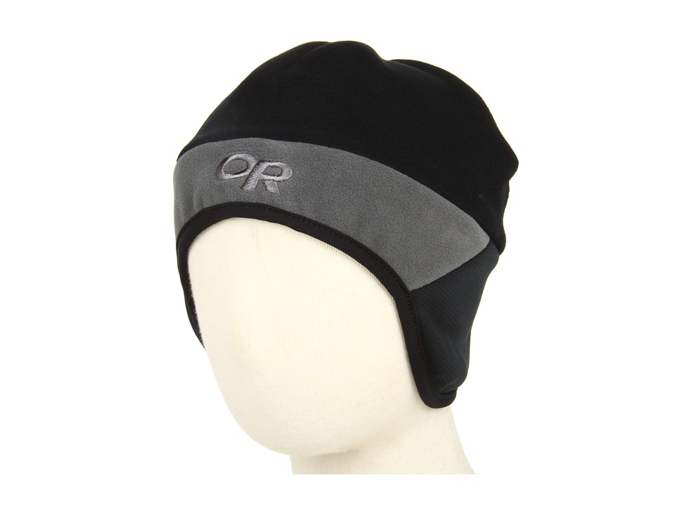 Outdoor Research - Alpine Hat (Youth) (Black/Charcoal) Caps