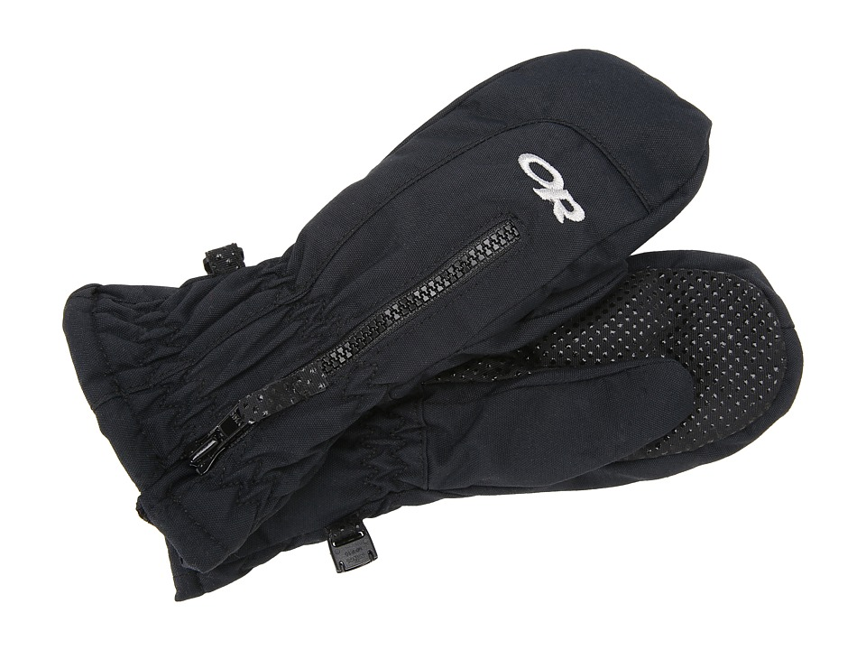 Outdoor Research Adrenaline Mitts (Toddler) (Black) Over-Mits Gloves