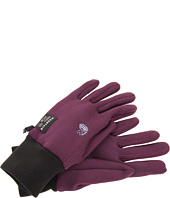 Cheap Mountain Hardwear Womens Power Stretch Glove Black Cherry