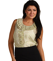 Anne Klein Plus - Plus Size Sleeveless Blouse (27