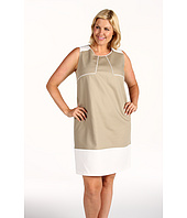 Anne Klein Plus - Plus Size Shift Dress