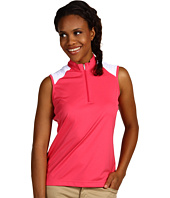 Greg Norman - Reef Ruched Zip Polo
