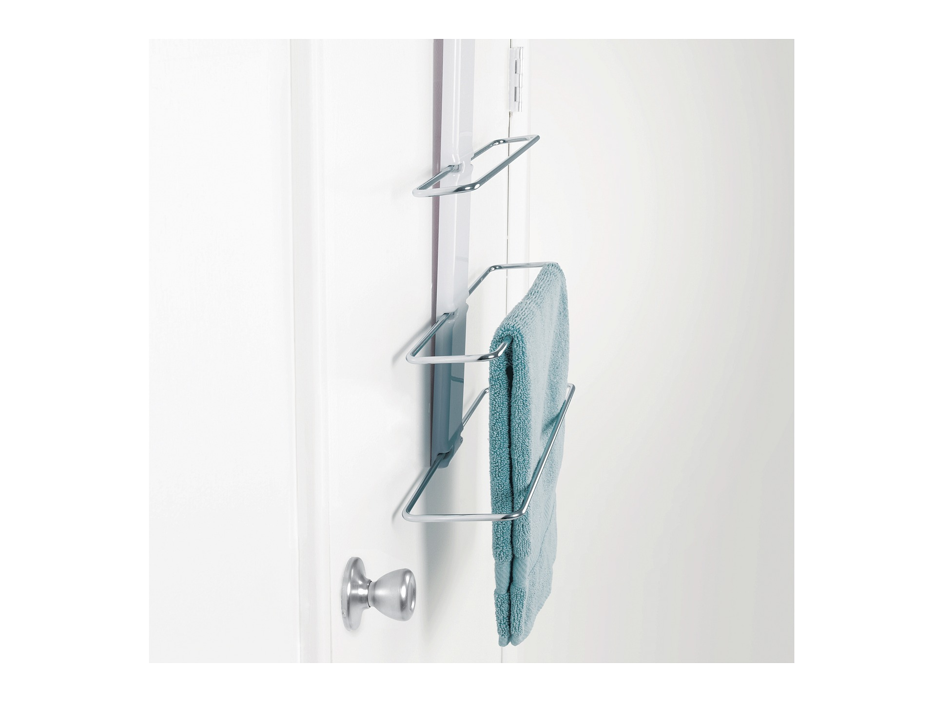 Oxo Good Grips Over The Door Towel Rack Shipped Free At