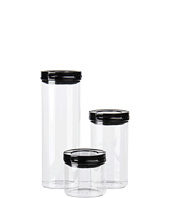 OXO - Good Grips® 3-Piece Fliplock Glass Canister Set