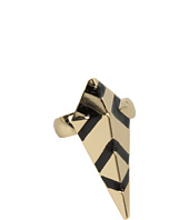 Noir Jewelry - Enamel Spike Dart Ring