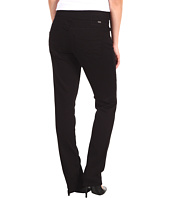 Jag Jeans Petite - Petite Malia Pull-On Slim Leg in Black