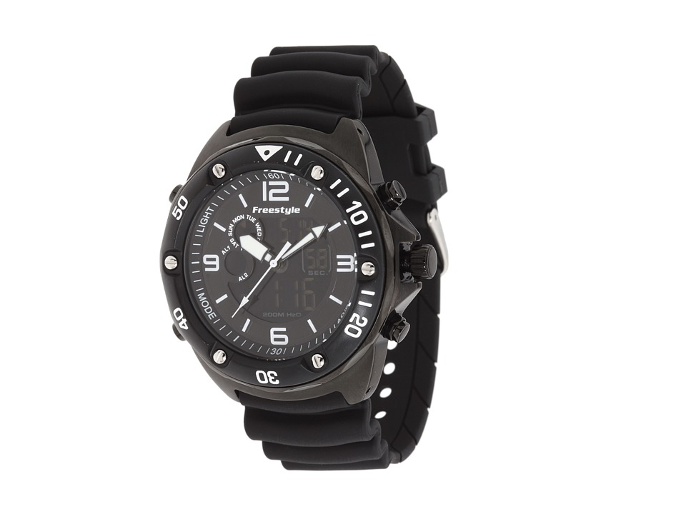 Freestyle Precision 2.0 Black Watches