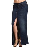 Genetic Denim - The Chloe Open-Front Long Skirt