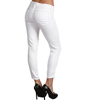 Genetic Denim - The Raquel Mid Rise Crop Cigarette in Pale