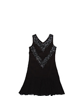 Us Angels - Double V Sequin Dress (Big Kids)