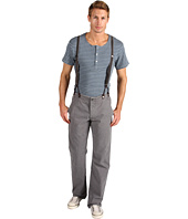 John Varvatos - Split Back Trouser w/ Suspender