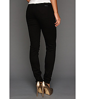 Hudson - Nico Mid Rise Super Skinny in Black