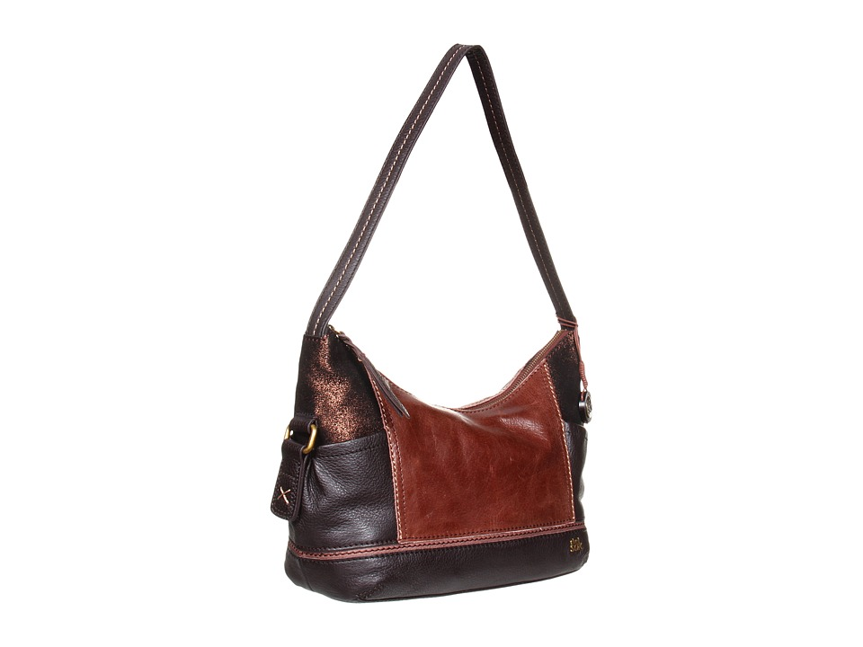The Sak - Kendra Hobo (Teak Multi) Hobo Handbags
