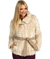 DEPT - Faux Fur Coat