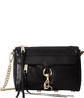 Rebecca Minkoff - Mini M.A.C. Clutch with Gold