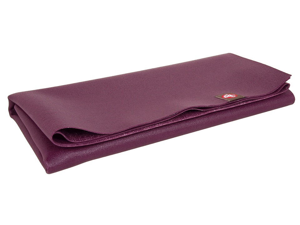 Manduka eKO SuperLite Travel Mat Acai Athletic Sports Equipment