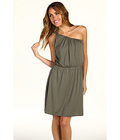Michael Stars - One Shoulder Twist Strap Dress