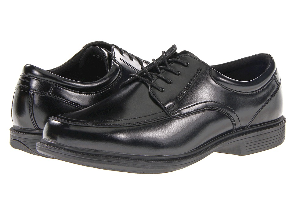 Nunn Bush Bourbon St. Moc Toe Oxford (Black) Men
