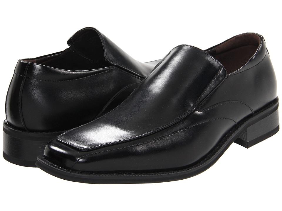 Giorgio Brutini - Lawrence (Black) Mens Slip on  Shoes