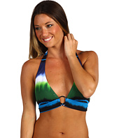 Tommy Bahama - Hazy Ikat Stripe Halter Top w/ Ring