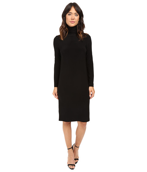 KAMALIKULTURE by Norma Kamali Turtleneck Dress