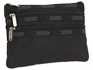 LeSportsac by 3 Zip Cosmetic Case