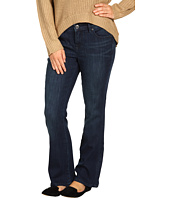 Calvin Klein Jeans Petite - Petite Miley Denim Curvy Boot Jean in Medium Wash