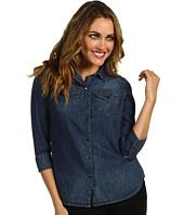 Calvin Klein Jeans Petite - Petite Fitted Denim Shirt