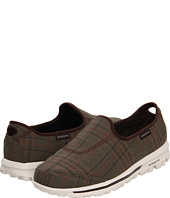 SKECHERS - GOwalk Plaid