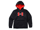 Boys' Armour® Fleece Storm Big Logo Pullover Hoodie (Big Kids)