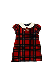 Fendi Kids - Baby Girl S/S Plaid Dress (Infant/Toddler)