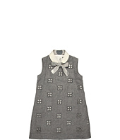 Fendi Kids - Girls' Sleeveless Eyelit Dress (Little Kids/Big Kids)