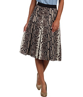 Jones New York - Python Print Pleated Skirt