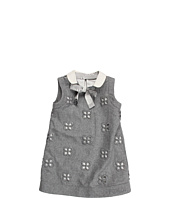 Fendi Kids - Girls' Sleeveless Eyelit Dress (Toddler)
