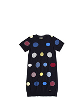 Fendi Kids - S/S Dotted Tunic (Little Kids/Big Kids)