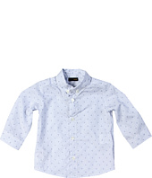 Fendi Kids - Baby Boy All Over Logo Button Up Shirt (Infant)