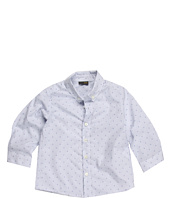 Fendi Kids - Baby Boy All Over Logo Button Up Shirt (Infant/Toddler)