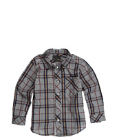 Fendi Kids - Boys' L/S Plaid Button Up Shirt (Toddler)