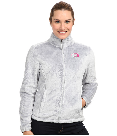 Cheap The North Face Womens Osito Jacket High Rise Grey