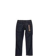 Fendi Kids - Boys' Denim Pant w/ Fendi Logo Pocket (Little Kids/Big Kids)