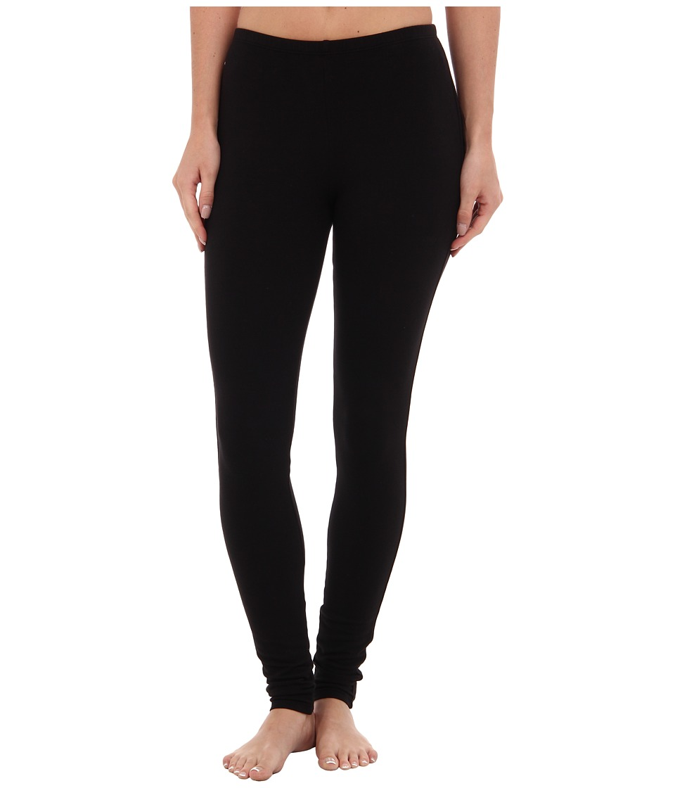 Splendid - French Terry Legging (Black) Womens Casual Pants