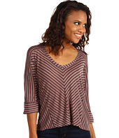 Splendid - Vienna Stripe V-Neck Top