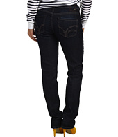 Jag Jeans Petite - Petite Eden Low-Rise Straight in Clean Dark