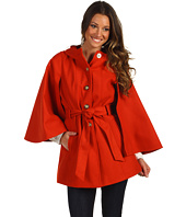 Jessica Simpson - Hooded Belted Cape