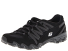 SKECHERS Compulsions - Curiousity (Black/Charcoal)