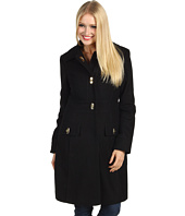 Jessica Simpson - Single Breasted Turn Key Coat