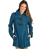 Jessica Simpson - Wool Toggle Duffle Coat w/Detachable Hood