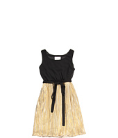Us Angels - Blush Tank Dress w/ Pleat Skirt (Big Kids)