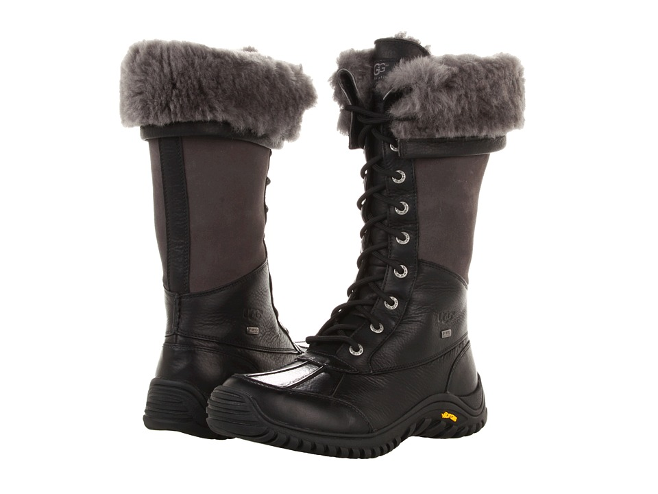 UGG Adirondack Tall (Black) Women