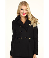 DKNY - Short Double Breasted Peacoat